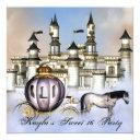 castle clouds princess fairytale sweet 16 party
