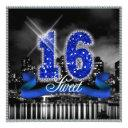 city lights sweet sixteen blue id118