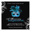 classy masquerade invitation