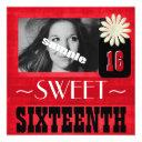 fun sweet sixteenth party for country girls invitations