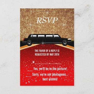 hollywood red carpet rsvp