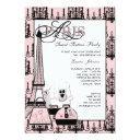 pink black paris chandelier sweet 16 party