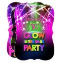 pixdezines sweet 16, laser lights/glow party