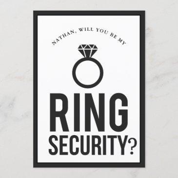 ring security invitation